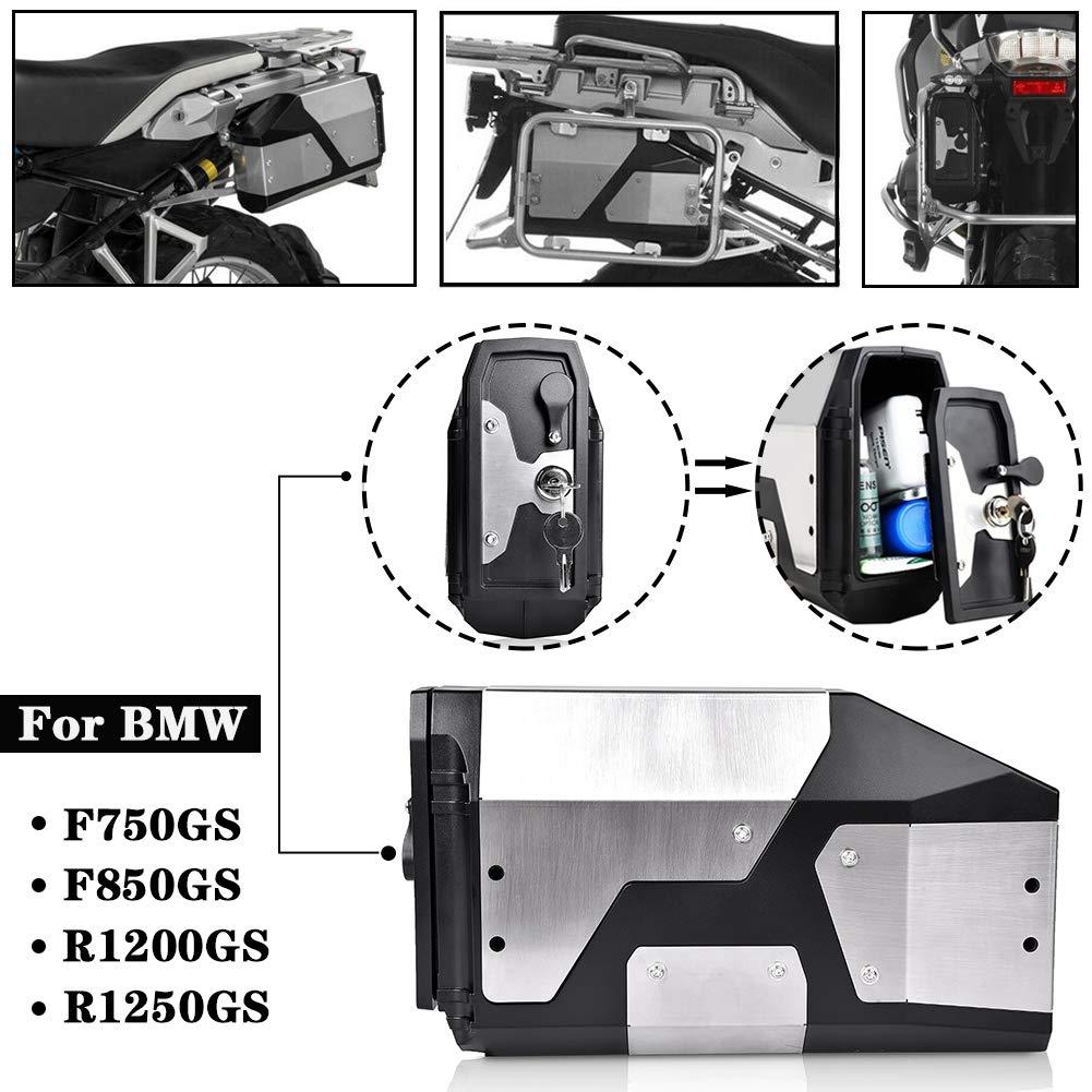 Caja de Herramientas para BMW R1250GS R1200GS LC ADV Adventure F750GS F850GS 2002 2008 2018 2019