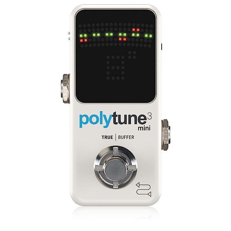 TC Electronic Polytune3 mini