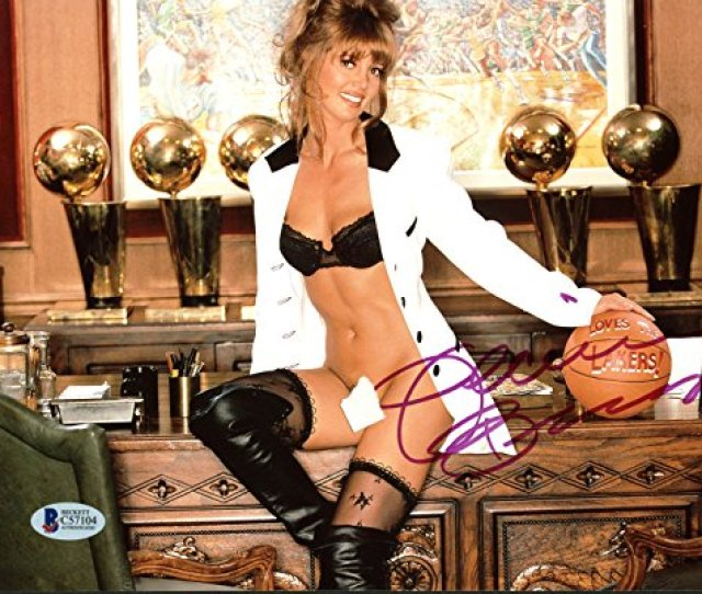 Reviewmeta Com Lakers Jeanie Buss Playboy Sexy Authentic Signed
