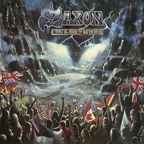 Rock The Nations: Saxon, Saxon: Amazon.fr: Musique