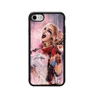 Harley Quinn iphone 7 case,Harley Quinn TPU Case for iPhone 7(4.7 inch)