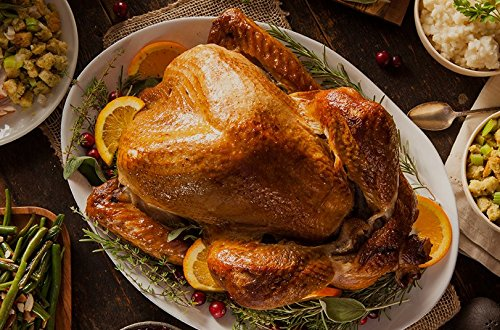 Heavy-Gauge-Carbonized-Steel-Commercial-Kitchen-Grade-Non-Stick-Roaster-with-Floating-Rack-for-22-lb-Turkey-by-EuroHome