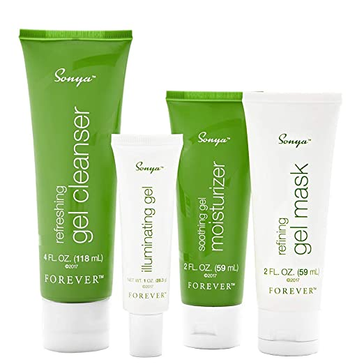 Forever Living Sonya Skin Care Kit
