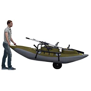 Classic Accessories Colorado XT Inflatable Pontoon Boat transport