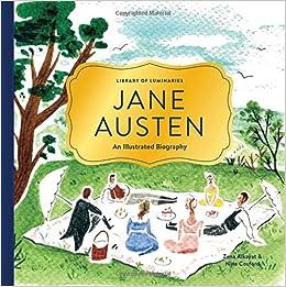 Image result for jane austen illustrated biography