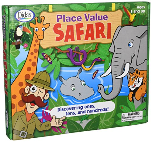 Didax Educational Resources Didax Place Value Safari