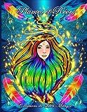 Plumes et Reves: Livre de coloriage pour adultes