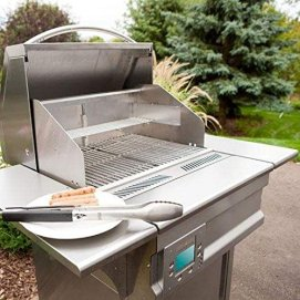Memphis-Grills-Advantage-Plus-Wood-Fire-Pellet-Smoker-WiFi-VG0050S4-P-Freestanding-430-Stainless-Steel-Alloy