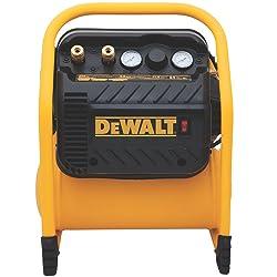 Dewalt DWFP55130 Heavy Duty Quiet Trim Compressor