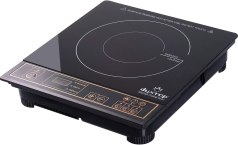 Duxtop 1800W Portable Induction Cooktop Countertop Burner, Gold 8100MC/BT-180G3