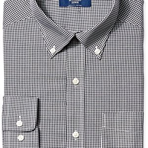 Amazon Brand - BUTTONED DOWN Men's Classic Fit Gingham Non-Iron Dress Shirt 1 Fashion Online Shop 🆓 Gifts for her Gifts for him womens full figure