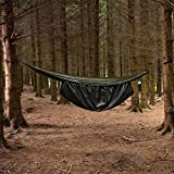 Snugpak Hammock Under Blanket with Travelsoft Filling, Olive