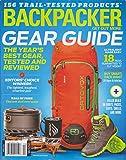Backpacker Magazine April 2016