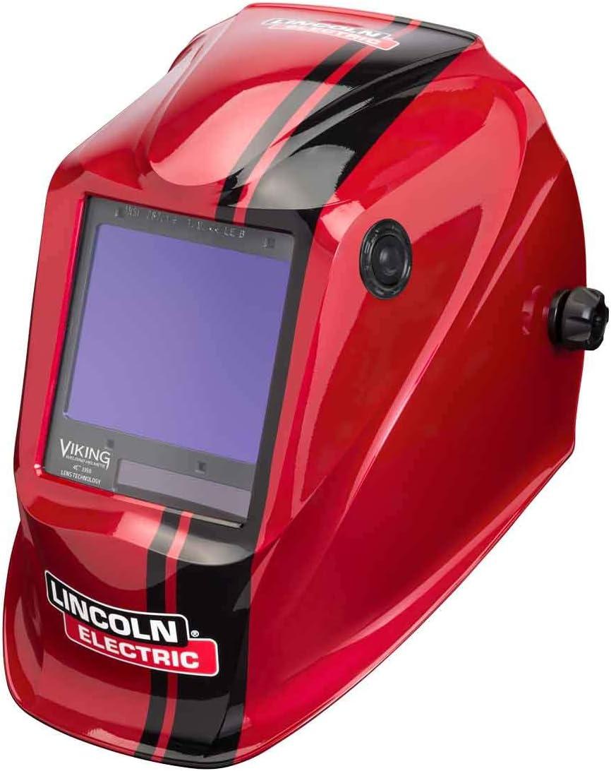 Lincoln Electric K4034-4 VIKING 3350 Auto Darkening Welding Helmet