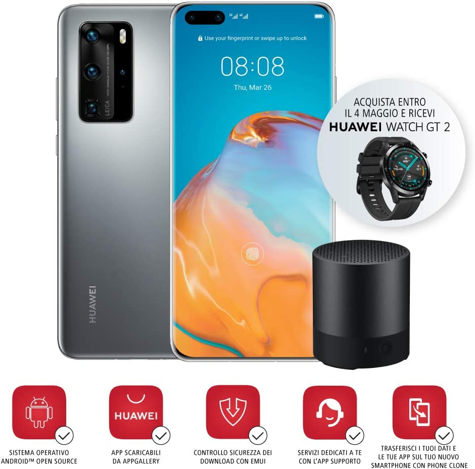 Fotocamere Huawei P40 Pro vs OnePlus 8 Pro vs Samsung Galaxy S20 Plus