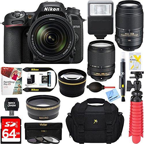 Nikon D7500 Bundle 6