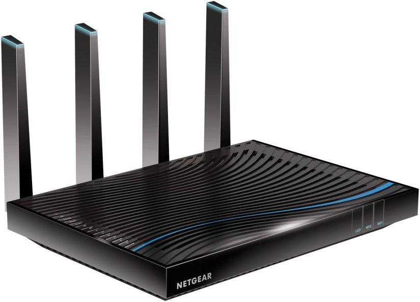 routeur tribande