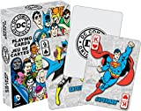 Aquarius DC Retro Playing Cards