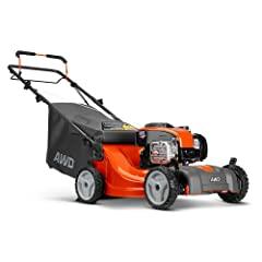Husqvarna 961450026 LC221A 4-in-1 All Wheel Drive Mower, 21-inch/150cc