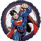 "1 x Superman Standard 18""/45 cm Foil Balloon"