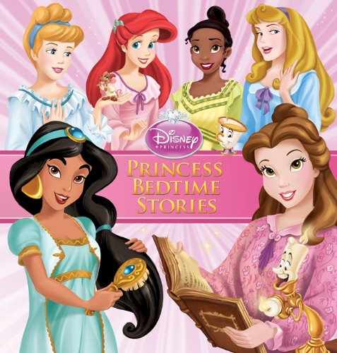 Princess Bedtime Stories Special Edition (Storybook Collection)