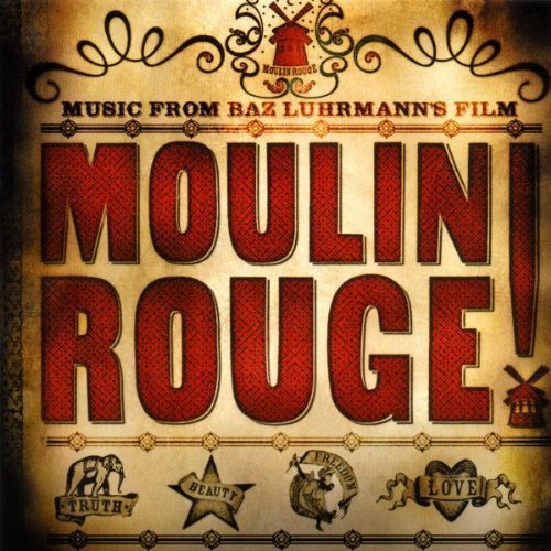 Moulin Rouge! Music from Baz Luhrmann's Film by David Bowie, Christina Aguilera, Lil' Kim, Mya, Pink, Fatboy Slim Soundtrack edition Audio CD: David Bowie, Christina Aguilera: Amazon.fr: Musique