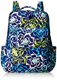 Vera Bradley Ultimate Backpack Shoulder Handbag, Katalina Blues, One Size