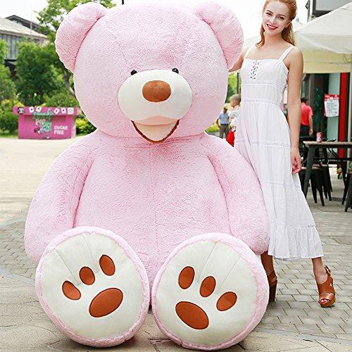 Roner Giant Huge Cuddly And Softly Stuffed Animals Plush Teddy Bear
