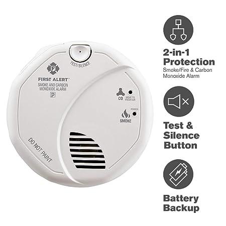first-alert-brk-sc7010b-smoke-detector-reviews