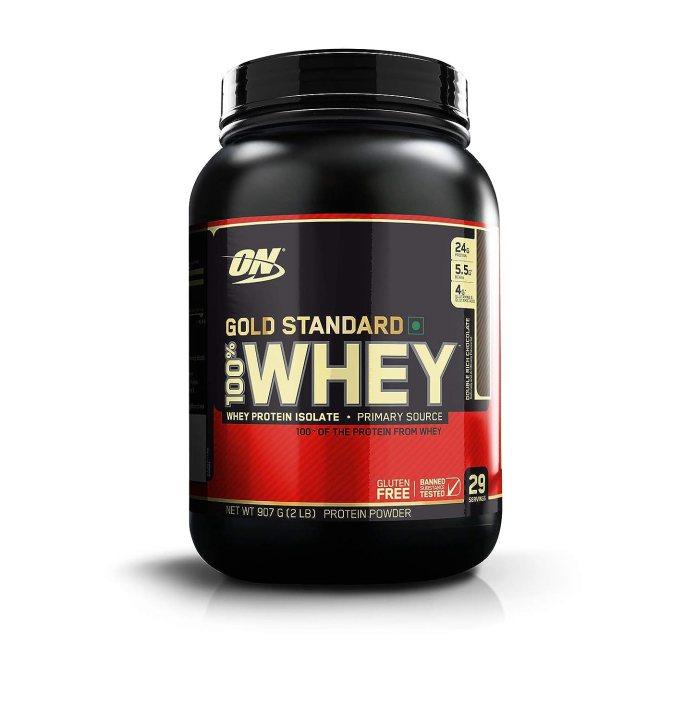 whey protein powder in india