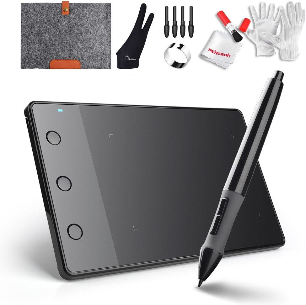 Huion H420 Kit USB de Tablette Graphique