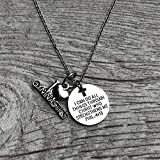 Gymnastics I Can Do All Things Through Christ Who Strengthens Necklace, Gymnastics Jewelry - Gymnast Necklace For Gymnast