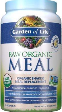 Garden Of Life Raw Organic Meal -