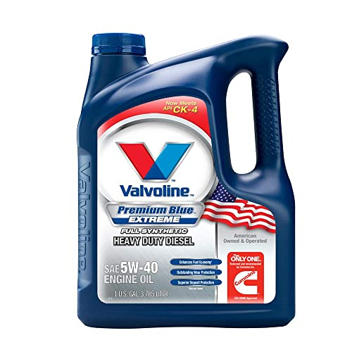Valvoline Premium Blue Diesel Engine Oil