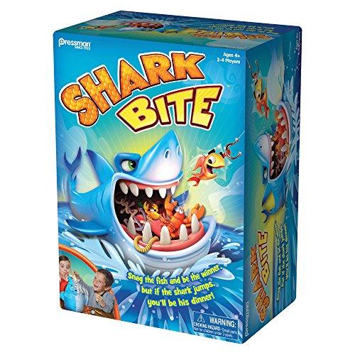 Pressman Toys Shark Bite Game (6 Player)