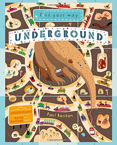 [Nv8zD.!BEST] Find Your Way Underground: Travel underground and practice your Math and Mapping Skills by QEB Publishing E.P.U.B