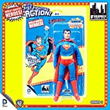 Super Powers Retro 8 Inch Series 1 Action Figures Superman