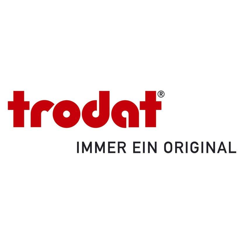 Risultato immagini per trodat logo