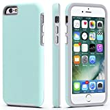 CellEver iPhone 6 / 6s Case, Dual Guard Protective Shock-Absorbing Scratch-Resistant Rugged Drop Protection Cover for Apple iPhone 6 / 6S (Mint)
