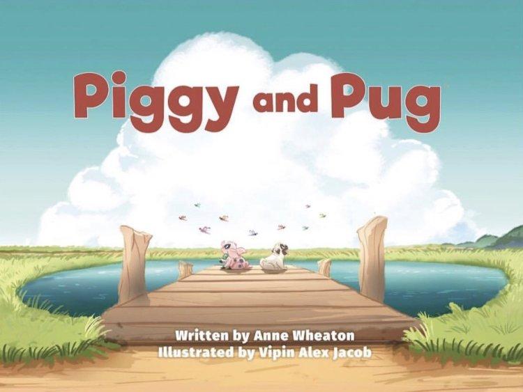 Piggy and Pug