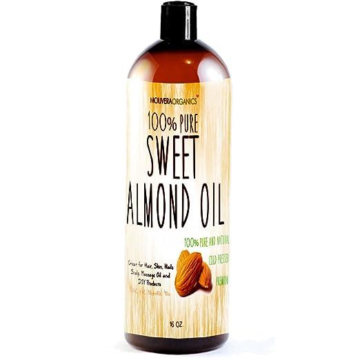 Molivera Sweet Almond Oil