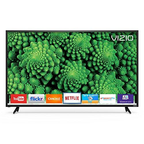 VIZIO D48-D0 D-Series 48' Class Full Array LED Smart TV (Black)