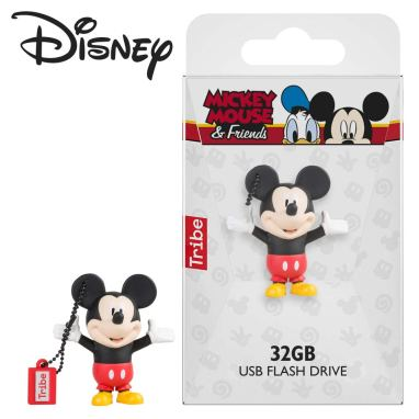 mickey mouse usb key chain