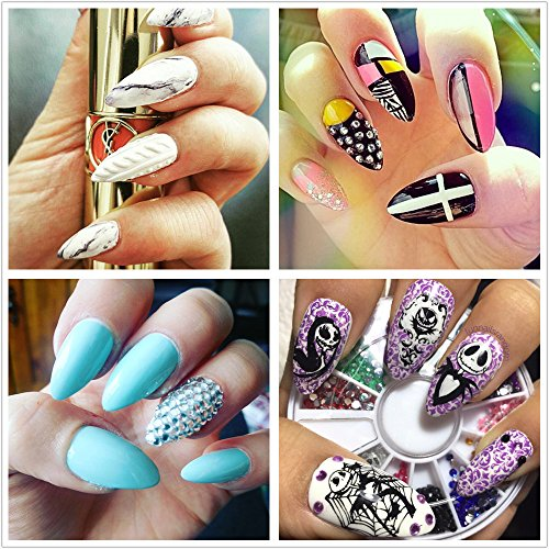 Top 10 Best Press-on Nails Natural - Best of 2018 Reviews | No Place ...