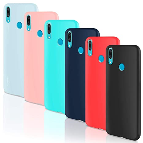Huawei Y7 Prime 2019 Coque Sushicube Fr