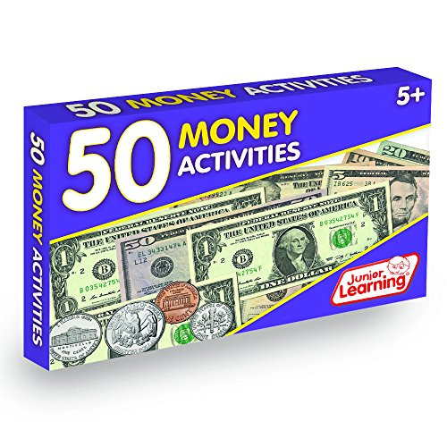 Junior Learning 50 Money Activities
