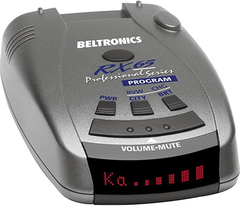 Beltronics-RX65-Red-Professional-Radar-Detector-Reviews
