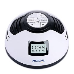 Nursal Soothing Sound White Noise Machine