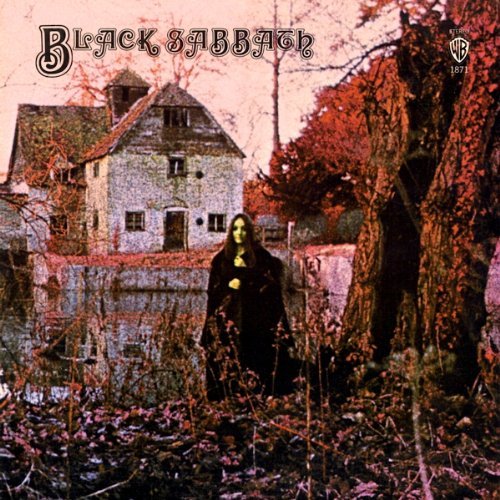 Black Sabbath (1970 Self-Titled Debut Release) [Canadian Import Pressing] [Vinyl LP] [Stereo] - Amazon.com Music