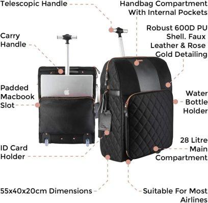 Maleta Cabina Travel-Hack